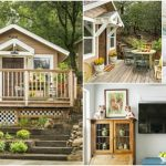 Writer Lovingly Restores The 216sf Old Miner's Cabin