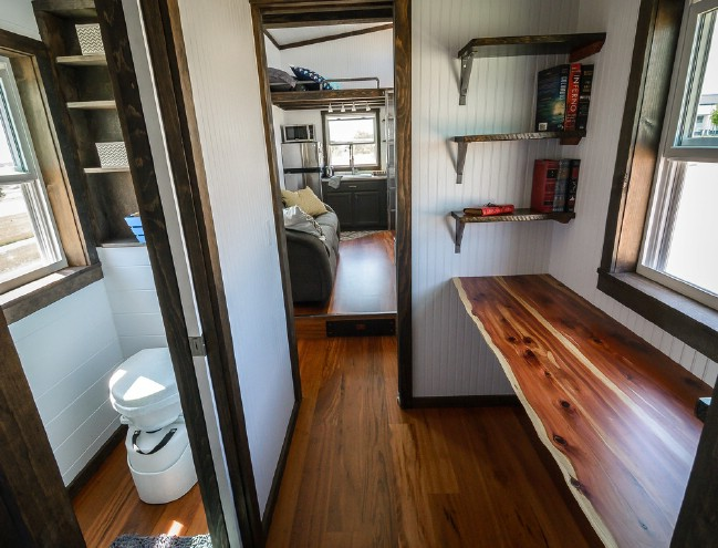 Do You Need A Tiny Home And Office Space On Wheels Look