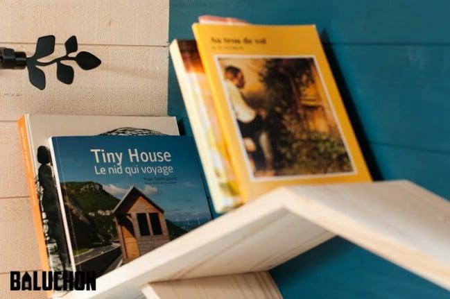Essen'Ciel Tiny House by Baluchon