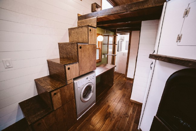 The Mayflower By Wind River Tiny Homes