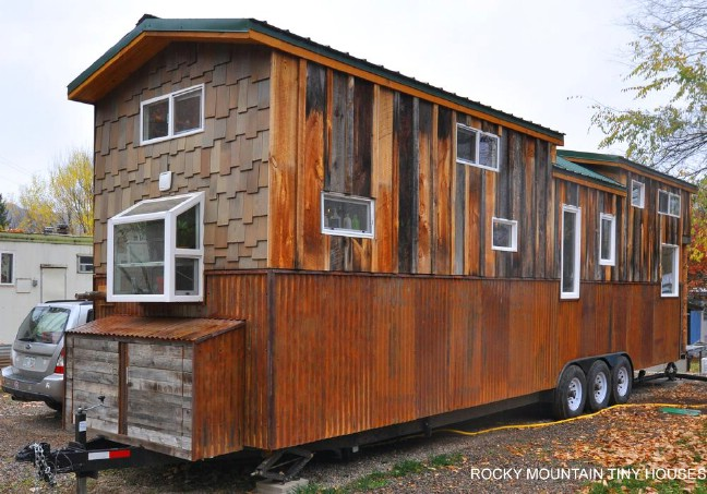 red mountain tiny house tour - Largest Tiny House