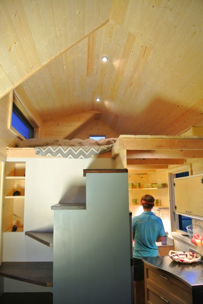Colorado Builder Uses SIPs to Build Durable Tiny House