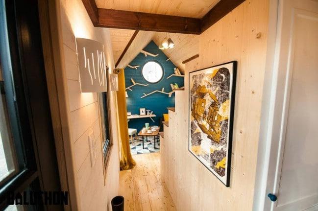 Essenu0027Ciel Tiny House By Baluchon