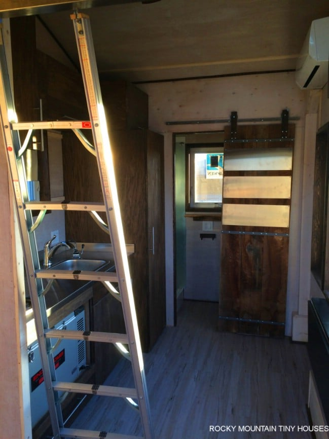 Georgia Woman Tiny House