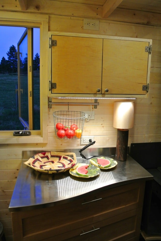 Colorado builder uses sips to build durable tiny house for Online tiny house builder