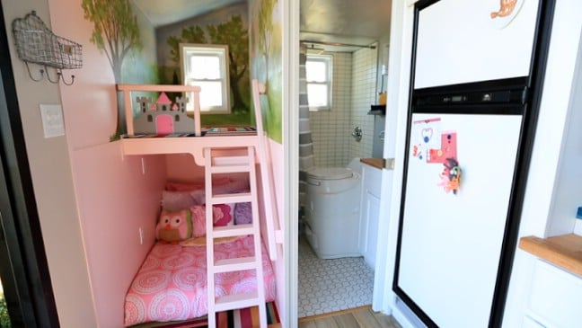 Dream Castle Tiny House