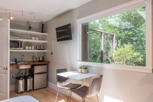 Stay in This Tiny Urban Cottage Next Time You're in Atlanta