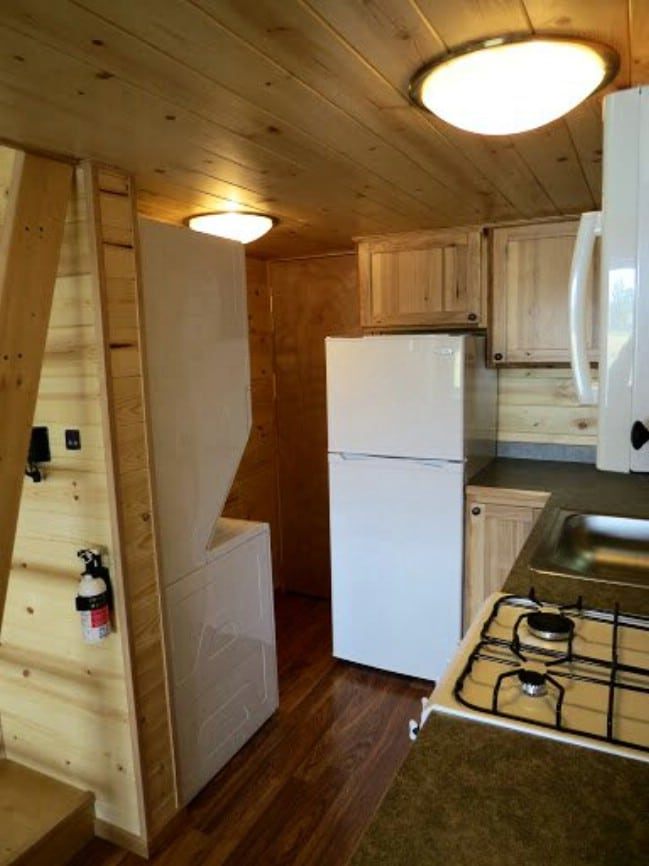 Full Angus by Rich's Portable Cabins