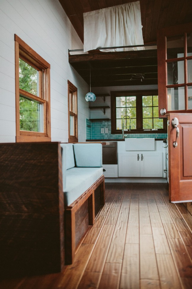 The Mayflower By Wind River Tiny Homes Features Remarkable