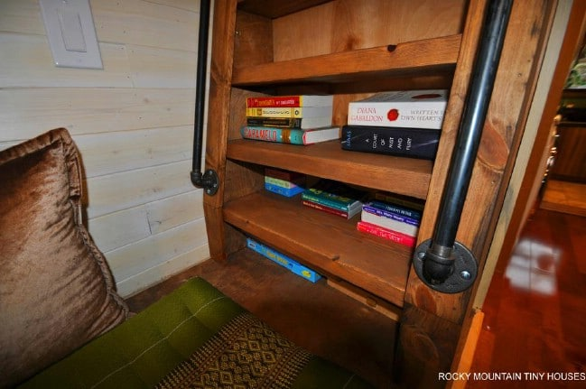 Red Mountain tiny house tour