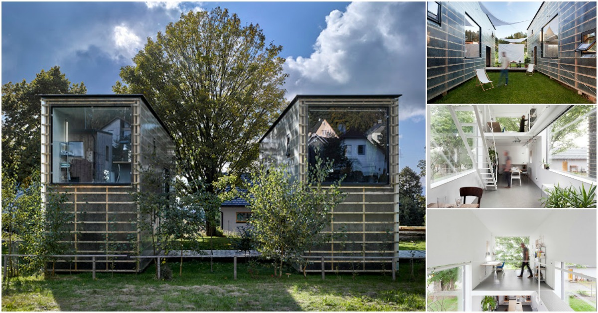 Working Couple Reach Zen with Innovative Tiny House Design ...