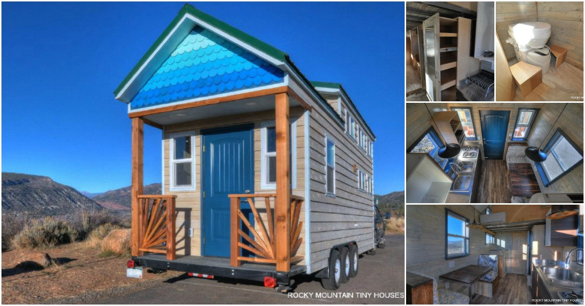 Tiny house builders save the day on diy build tiny houses for How to save to build a house