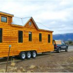 Gingerbread Tiny House by Rocky Mountain Tiny Houses