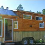 Local Woman Commissions Rocky Mountain Tiny Houses to Build 24' Tiny House