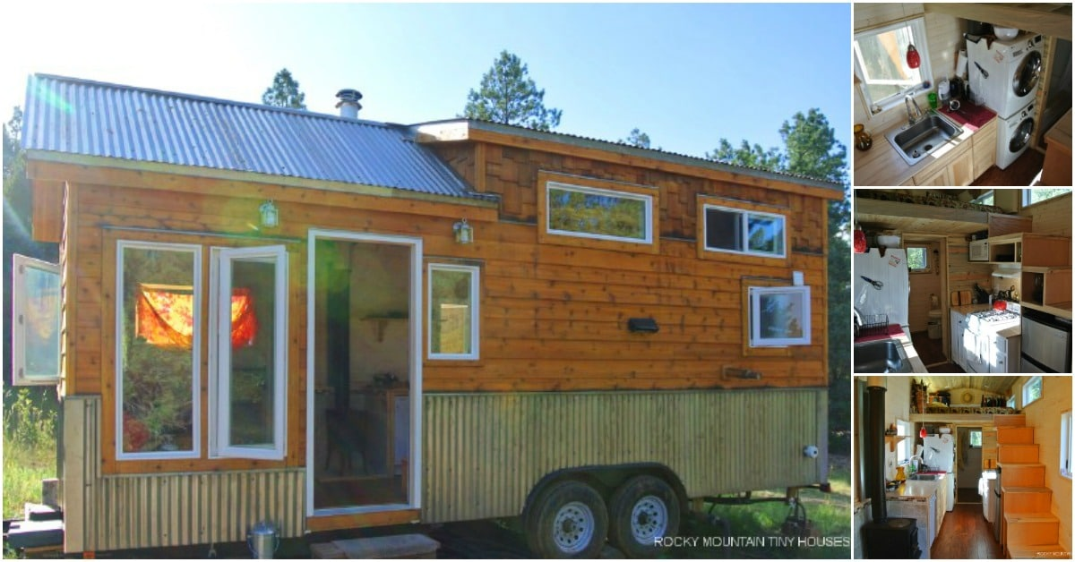 Tiny Home Designs: Local Woman Commissions Rocky Mountain Tiny Houses To