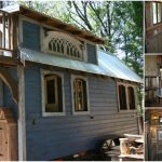 You'll Fall in Love with this Victorian-Inspired Tiny House by Molecule Tiny Homes
