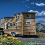Father and Son Hit the Road in The Ostego Gooseneck from Rocky Mountain Tiny Houses