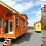 The Pacific Loft from Rich's Portable Cabins Is a Cozy Rustic Dream Tiny House