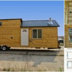 Full Angus is a 288 SF Rustic Dream by Rich's Portable Cabins