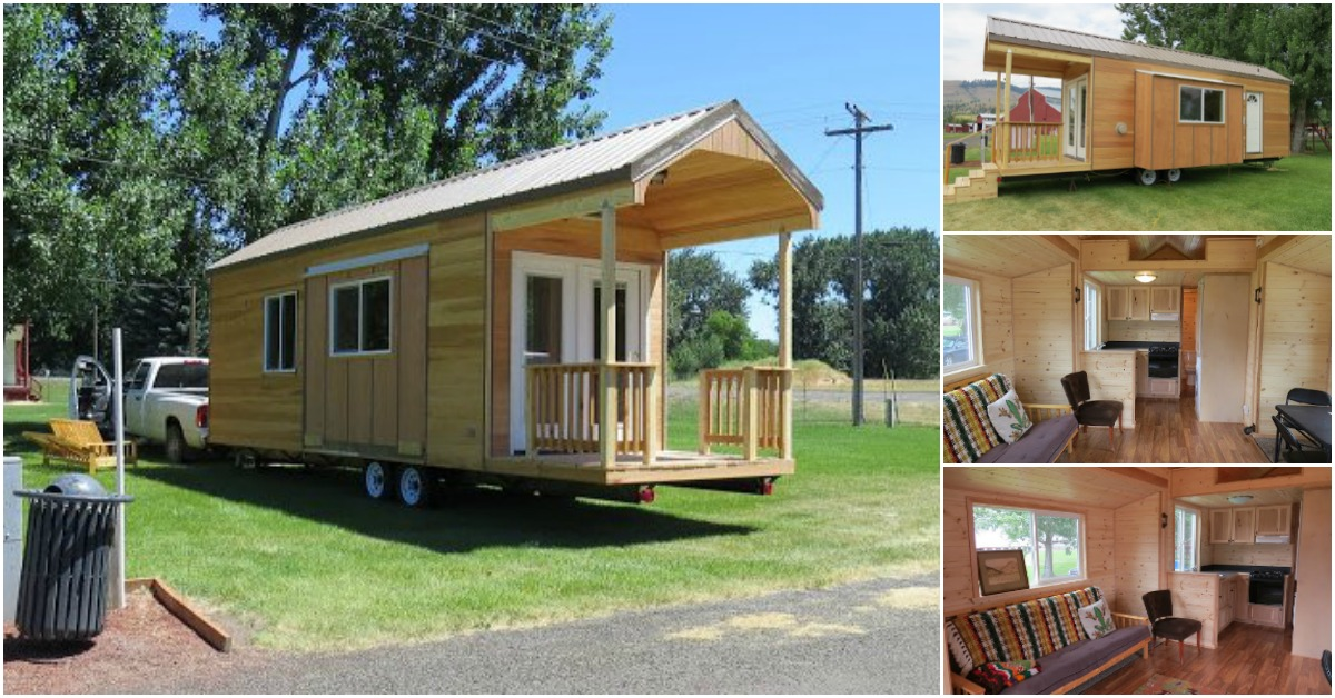 Rich s portable cabins designs tiny house with pull outs for Portable home designs