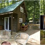Book Your Next Vacation at the River Escape Tiny House in Erwin, Tennessee