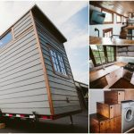 The Mayflower by Wind River Tiny Homes Features Remarkable Characteristics {30 Photos}