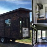 This Phoenix Rose from the Ashes and Turned into an Impressive Tiny House!