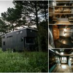 """Luxury and Masculinity Reign in """"The Rook"""" by Wind River Tiny Homes"""
