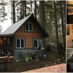 Adorably Charming Tiny Cabin for Sale in Olympic National Park