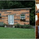 Beautifully Cozy Nomad's Nest by Wind River Tiny Homes