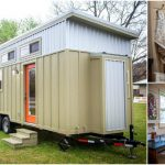 Simply Charming Tiny Workplace by Tex Zen Tiny Home Co.