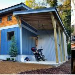 Wondering How Industrial and Tiny Go Together? Step Inside This Tiny Home and See!