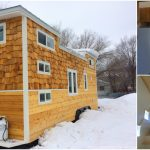 The Wasatch Range Tiny House by Rocky Mountain Tiny House Builders Delivers Simplicity and Functionality