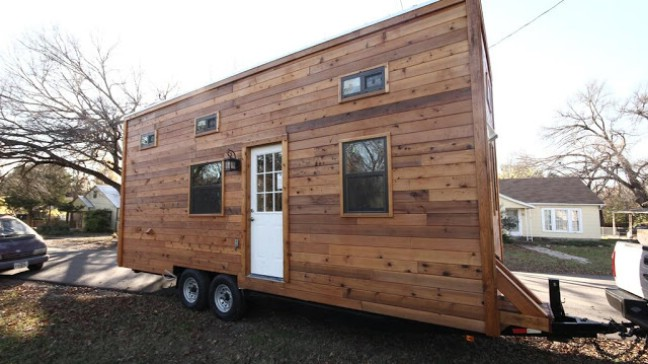 Super 320Sf Spacious Tiny House For Sale In Austin Texas For Download Free Architecture Designs Rallybritishbridgeorg