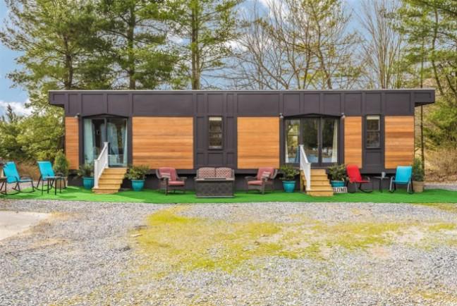 Dreamwood Tiny House