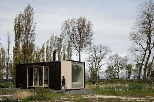 Ark Shelter from Belgium