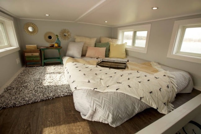 titan tiny homes releases 250sf notarosa tiny house on. Black Bedroom Furniture Sets. Home Design Ideas