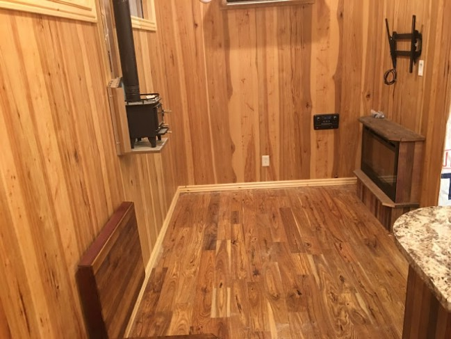 Tiny Homes California mobile tiny house California Tiny House Designs And Builds A Rustic 28ft Home On Wheels