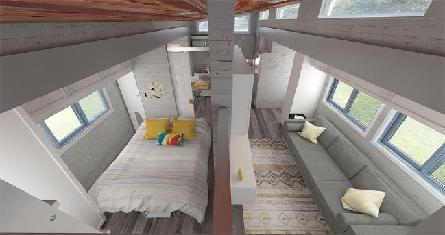 Brilliant Looking For A Wide And Single Level Tiny House On Wheels We Complete Home Design Collection Papxelindsey Bellcom