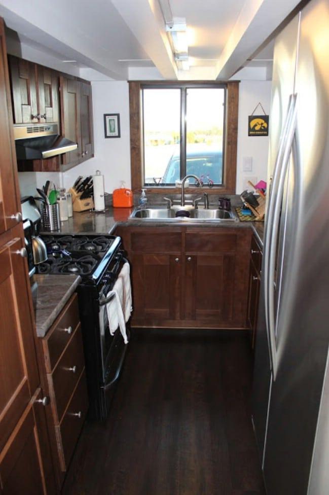 Sf TwoBedroom Tiny House For Sale In Spearfish South Dakota - Dakota tiny house on wheels