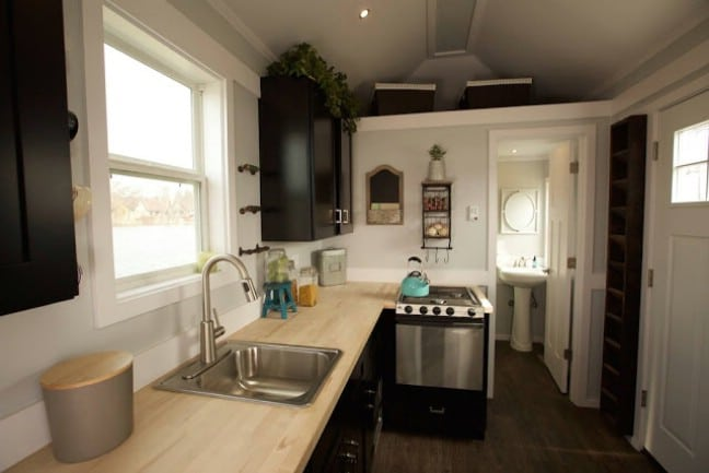 "Titan Tiny Homes Releases 250sf ""Notarosa"" Tiny House on Wheels"