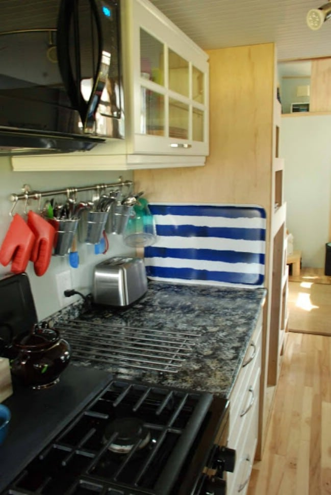 Magnetic Boards, Hooks, And Rods Keep Small Items Off Of The Countertop And  Save Drawer Space For Larger Accessories.