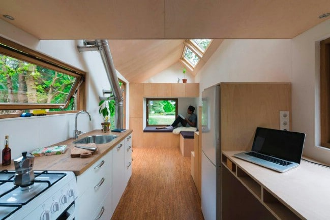 Check Out the First Legal Tiny House in the Netherlands