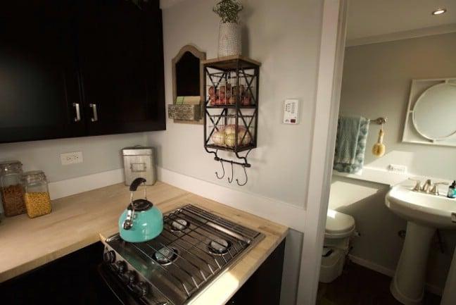 "Titan Tiny Homes Releases 250sf ""Notarosa"" Tiny House on Wheels"