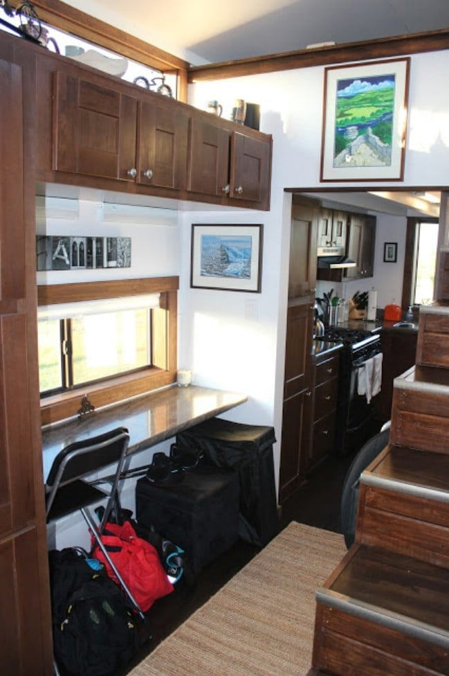 300sf Two Bedroom Tiny House for Sale in Spearfish South Dakota