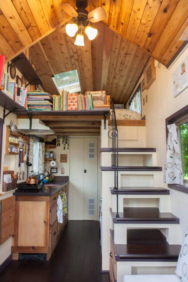 """Rent Pocket Mansion's """"Maiden Mansion"""" and Give Tiny Living a Try!"""