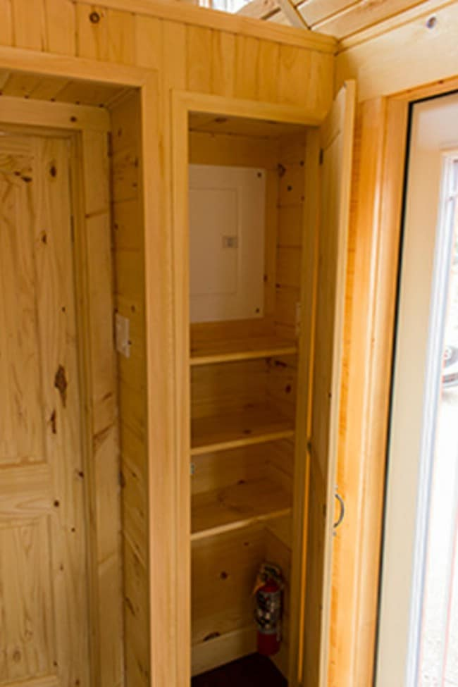 New Canadian Tiny House Builder Releases Impressive 210sf ...