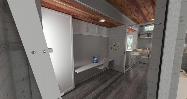 Looking for a Wide and Single-Level Tiny House on Wheels? We Found It!