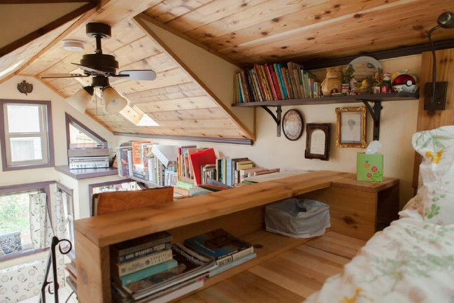 Rent Pocket Mansion S Maiden Mansion And Give Tiny Living A Try Tiny Houses