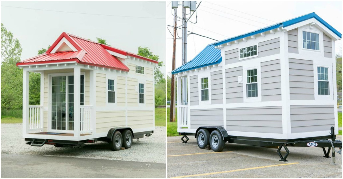 Red or blue shonsie by 84 lumber which do you prefer for 84 lumber house kits